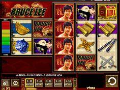 Vyzkoušejte ovládat sami sebe, abyste mohli vyhrát skvělé odměny na hracím automatu Bruce Lee.  http://www.hraci-automaty.com/hry/vyherni-automaty-bruce-lee #brucelee #hraciautomaty #hry #vyhra