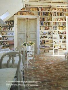 books & bricks