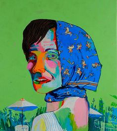 Andy Dixon é um artista canadense nascido em Vancouver e que trabalha com pintura, som e vídeo. Os temas retratados por Dixon possuem muitas vezes uma certa p