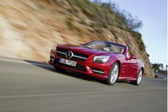 MotorAuthority | 2013 Mercedes-Benz SL 550 Coupe Convertible  my dream car, someday I will own it!!!