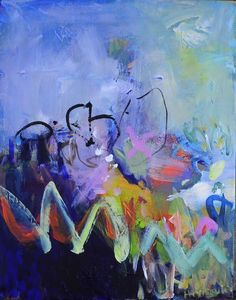 Anna Hryniewicz, Missing on canv Abstract Images, Abstract Art, Art Eras, Paintings I Love, Art Paintings, Minimalist Art, Art World, Abstract Expressionism, Painting Inspiration