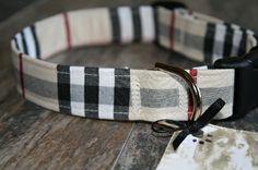The Furberry Dog Collar