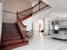 1.1m wide staircase