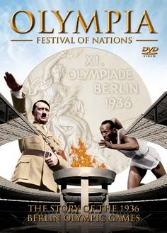 Olympia Festival of Nations - The Story of the 1936 Berlin Olympic Games DVD…