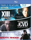 Action Triple Feature, Vol. 1 [Blu-ray], 16234772