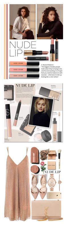 """Winners for The Perfect Nude Lip"" by polyvore ❤ liked on Polyvore featuring beauty, Bobbi Brown Cosmetics, COS, LIPSTICK, makeup, nudelip, BobbiBrown, liptrends, NARS Cosmetics and Beauty"
