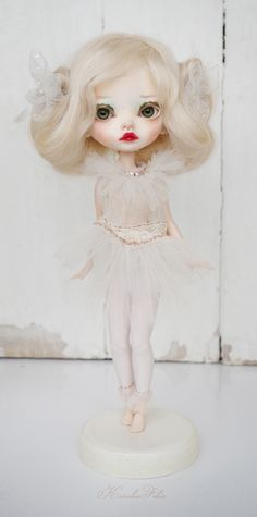 Trisha Dim Doll custom by KarolinFelix