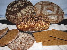 Ruisleipä,Rye bread