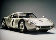 Porsche 904 Carrera GTS coupé (1964)