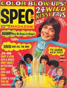SPEC (November 1972) ERIK ESTRADA IS SO YOUNG!!!