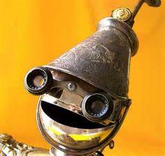 Diy StEampunk robots - Yahoo! Image Search Results