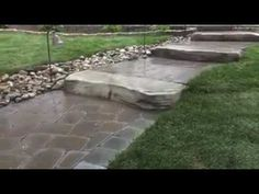Nature's Call Landscaping Makeover - YouTube