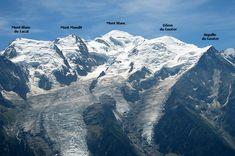 Mont Blanc Ski Touring, Mountaineering, Bergen, Climbing, Mount Everest, Madness, Skiing, Beautiful Places, Rocks