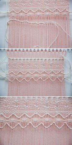 Weave Along || Part 4: Flowering Shapes