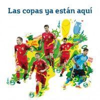 La copa de la Selección   #CopasSeleccionEnGranVia28 http://shortit.es/UjsPfFsgAS
