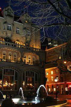 American Hotel - Amsterdam, Netherlands