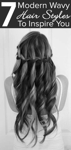 7 Modern Wavy Hair Styles To Inspire You