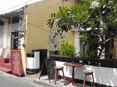 """Relax and unwind at Serendipity Arts Cafe. Sri Lanka was also known as 'Serendib'. Arabic in origin, Serendib is a corruption of the Sanskrit compound Siṃhaladvīpa (""""Dwelling-Place-of-Lions Island"""")."""