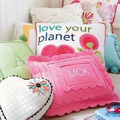 almofadas feltro