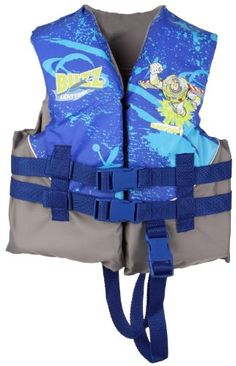 Disney Toy Story 30-50-Pounds Child Vest (Blue,Child) - http://www.skiyouth.com/kids-ski-clothing/disney-toy-story-30-50-pounds-child-vest-bluechild/