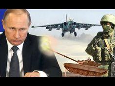 Vladimir Putin Warns USA of NUCLEAR WAR WW3
