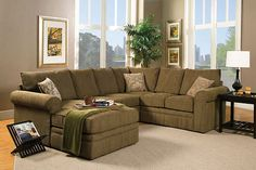 Coaster 501001 Westwood Casual Sectional New | $1469.00