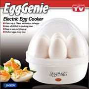 Love,love,LOVE my Egg Genie! We even use it for Easter eggs.