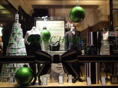 """Tommy Hilfiger,Vienna,Austria, """"Frohliche Weihnachten"""""""", pinned by Ton van der Veer"""