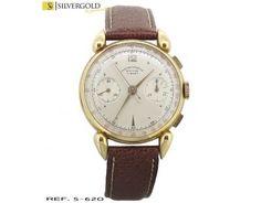 Chronogrphe Suisse esfera redonda y correa cuero marrÃn claro Watches, Leather, Accessories, Clocks, Wristwatches, Jewelry Accessories