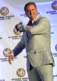 Bruce Campbell - Wizard World Nashville 2013