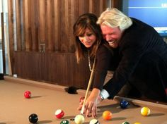 Maria Bartiromo interviews Sir Richard Branson this weekend on The Wall Street Journal Report!