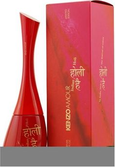 Kenzo Amour Indian Holi by Kenzo For Women. Eau De Parfum Spray 1.7-Ounces for only $39.35 You save: $33.65 (46%)