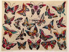 Traditonal Tattoo, I Tattoo, Tattoo Flash, Full Back Tattoos, Traditional Flash, Rooster, Drawing, Tattoo Designs, Butterfly Tattoos