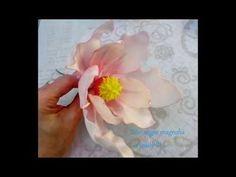 Sugar flower magnolia tutorial - CakesDecor