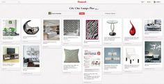 [Finalist] We're loving Lorene's City Chic Style. Repin this pin to vote! Her entry: http://pinterest.com/lorened4/city-chic-lamps-plus/