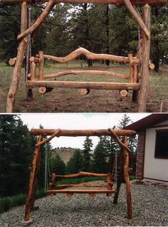 Log Furniture Colorado | ... Your Sweetie Next To The Chiminea On Your Own