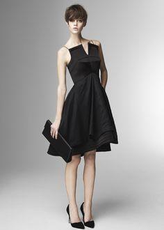 Beautiful LBD by Denis Gagnon s/s 2013 Love Fashion, Luxury Fashion, Womens Fashion, Lbd, Summer Lookbook, Evening Gowns, Fashion Forward, Interview, Spring Summer