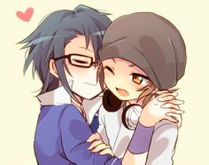 k project yata and fushimi - Google Search