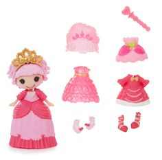 Hold the cuteness of Lalaloopsy in the palm of your hand. Every Mini Lalaloopsy doll comes with an adorable pet and fun accessories that fit their personalities. Barbie Dolls Diy, Diy Doll, Minecraft Pixel Art, Minecraft Houses, Minecraft Skins, Lalaloopsy Mini, Fairy Coloring Pages, Art Activities For Kids, Baby Alive