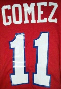 Gomez #11 Sports, Tops, Fashion, Moda, La Mode, Sport, Shell Tops, Fasion, Fashion Models