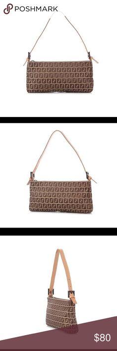 Fendi Bag Small tan fendi bag Fendi Bags Shoulder Bags