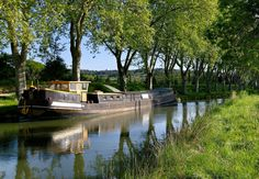 Europe Travel: Barge your way through the Canal du Midi for a great cruising holiday in France