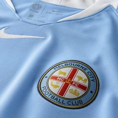 9b2b5933e28 2018 19 Melbourne City FC Stadium Home Men s Football Shirt