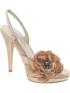 Wedding day shoes? Vera wang