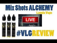 Mix Shots ALCHEMY - Lamda Vape - χαλαρο LIVE με παρεϊστικη κουβεντούλα Mix Shots ALCHEMY - Lamda Vape - χαλαρο LIVE με παρεϊστικη κουβεντούλα Τα Mix Shots ALCHEMY - Lamda Vape θα τα βρειτε εδω http://ift.tt/2hbpEnk ΚΑΛΥΤΕΡΗ ΜΕΤΑΒΑΣΗ ΣΤΗ ΠΑΡΟΥΣΙΑΣΗ Αρχη Προλογος 7:24 FIDEL 7:49 SHISHA 25:41 LATTE 54:29 ΑΝΑΦΟΡΑ ΓΙΑ SQUONKS 1:18:04 ΑΝΑΦΟΡΑ ΣΤΑ ΜΗΧΑΝΙΚΑ ΜΟΝΤΑΚΙΑ 2:09:00 Fidel To Fidel είναι το πρώτο υβριδικό mix shot της Lamda. Συνδυάζει ως άρωμα ένα μικρό ποσοστό του (NET) αρώματος της…
