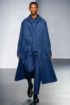 Jil Sander Spring 2017 Menswear Fashion Show