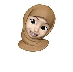 Emoji Wallpaper, Wallpaper Iphone Cute, Wallpaper Art, Iphone Wallpapers, Emoji Pictures, Cartoon Profile Pictures, Emoji Photo, Hijab Drawing, Islamic Cartoon