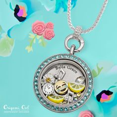 Origami owl spring collection 2016