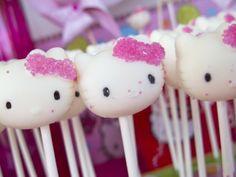 Hello Kitty Dessert Table :: Dessert Table | Love Every Detail
