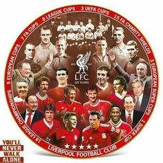 Total fitness goes beyond exercising in a health club with expensive weights and cardio machines. Gerrard Liverpool, Liverpool Football Club, Liverpool Fc, Super Football, Liverpool You'll Never Walk Alone, This Is Anfield, Fa Cup, Team Photos, Charity